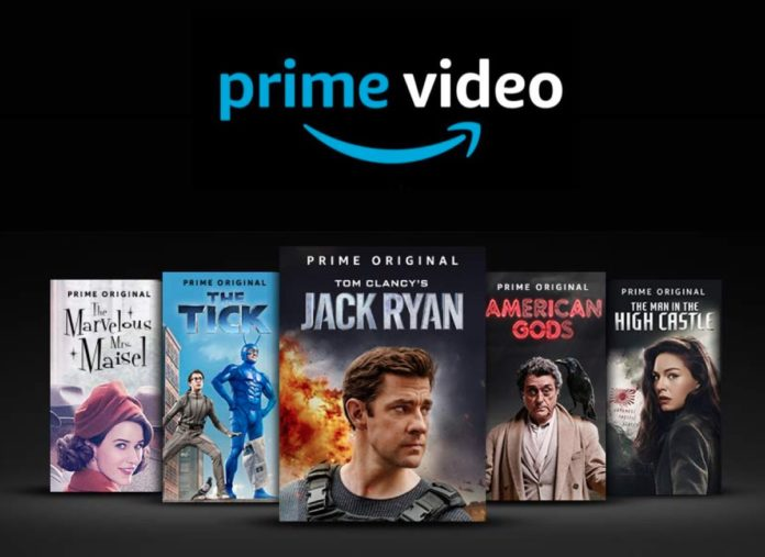 Amazon Prime Video: le quattro serie da vedere