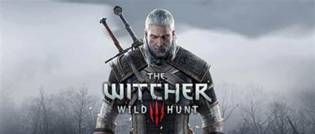 The Witcher - Wild Hunt Geralt