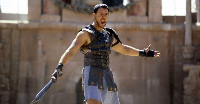 il gladiatore - movie anniversary