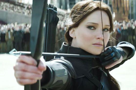 Katniss uccide coin - il canto dellarivolt