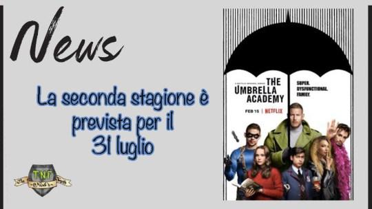 The Umbrella Academy – a fine luglio finalmente online la seconda stagione