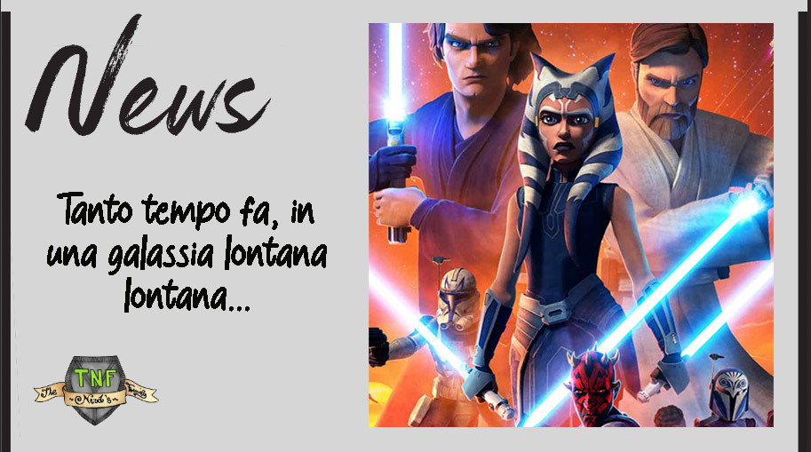Star Wars: The Clone Wars dodici anni giunti a conclusione