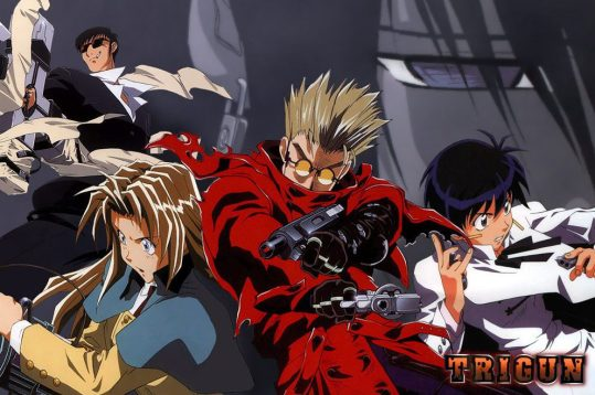 trigun _anime