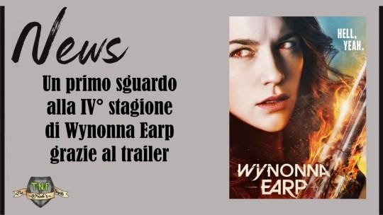 Wynonna Earp: finalmente è uscito il trailer della quarta stagione!