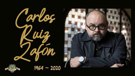 Carlos Ruiz Zafón – un'ombra nel vento: IN MEMORIAM