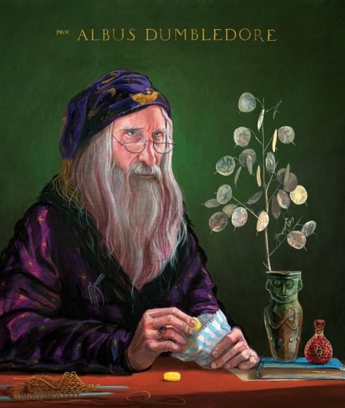 Albus Silente - Harry Potter