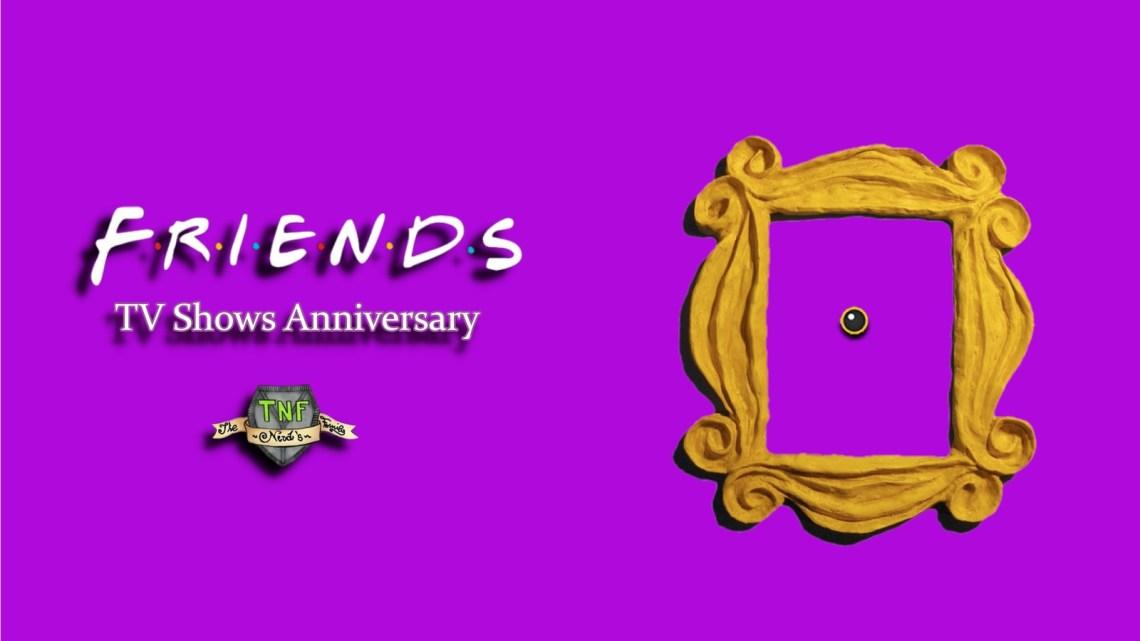 Friends – ventitré anni fa la prima puntata in Italia