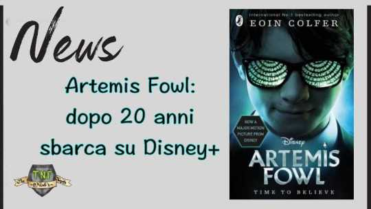 Artemis Fowl: lontano dal libro tanto quando è godibile