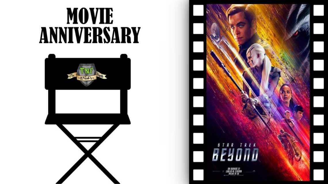 Star Trek Beyond – quattro anni dal terzo capitolo della saga cinematografica