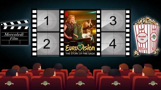 Eurovision Song Contest: Fire Saga story