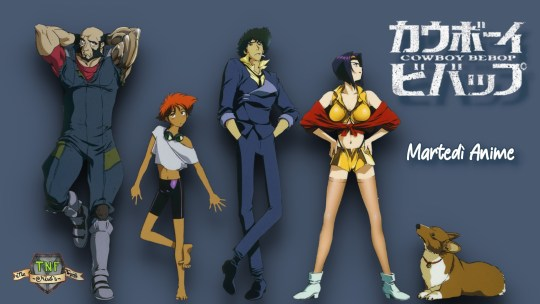 Cowboy Bebop – See you space cowboy!