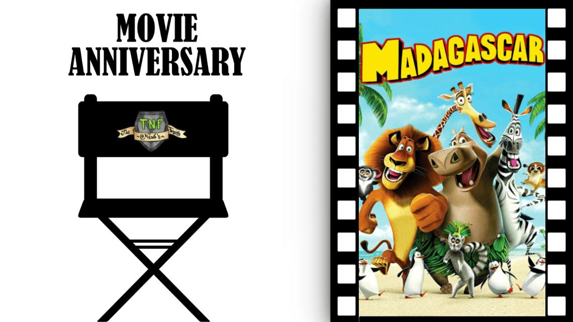 Madagascar – 15 anni fa usciva la commedia animata DreamWorks