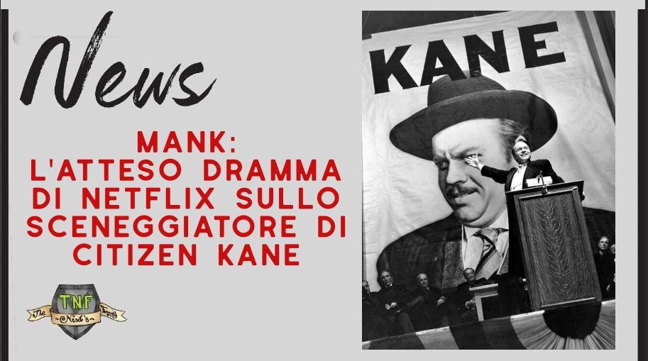 Mank – le prime immagini di David Fincher pubblicate da Netflix