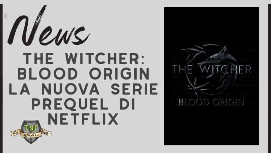 The Witcher: Blood Origin – il prequel potrebbe includere Jason Momoa