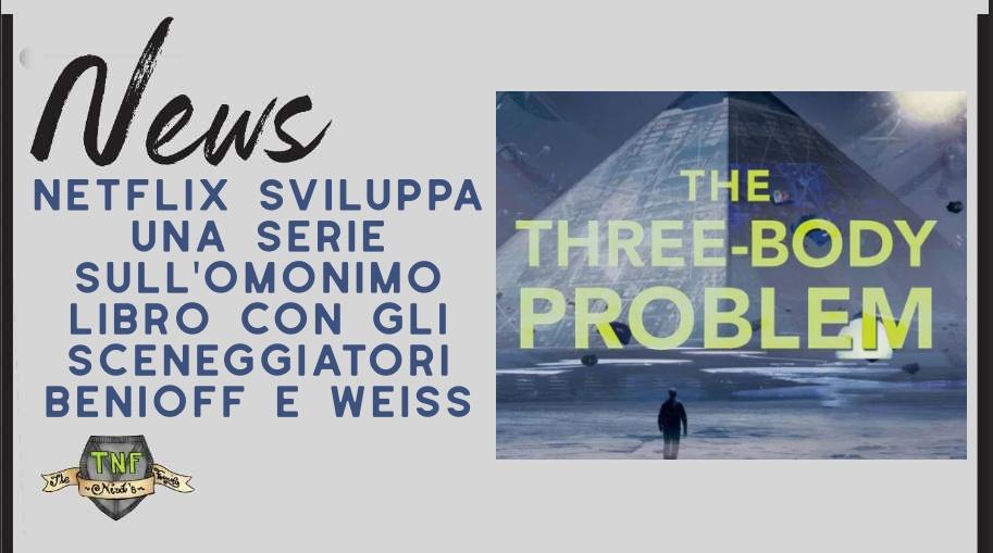 Three-Body Problem – Benioff e Weiss sul nuovo progetto per Netflix