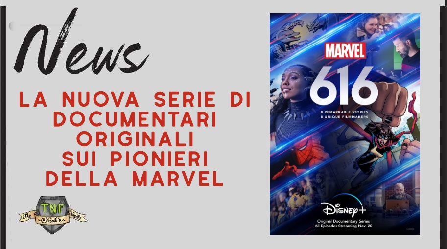 Marvel's 616 – la serie antologica in arrivo su Disney+