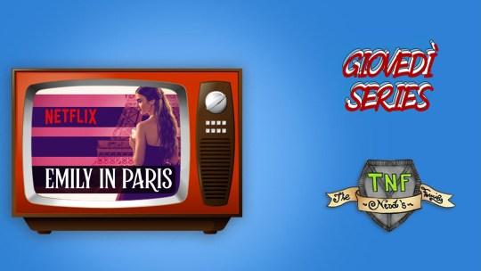 Emily in Paris – la nuova serie di Lily Collins su Netflix