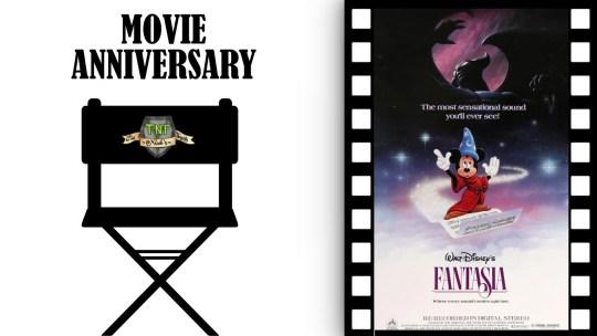 Fantasia – il film d'animazione compie 74 anni dal suo esordio