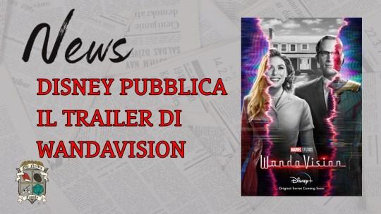 WandaVision, il trailer di una delle nuove serie Marvel di Disney+