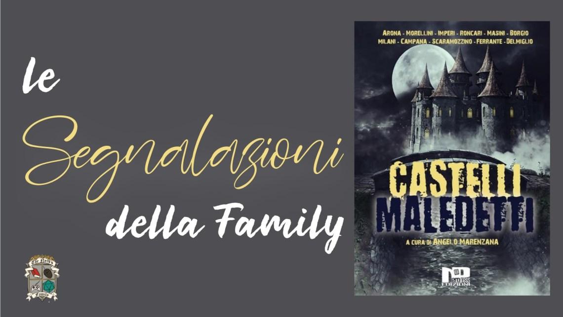 Castelli Maledetti – Novità in ebook di Nero Press Edizioni