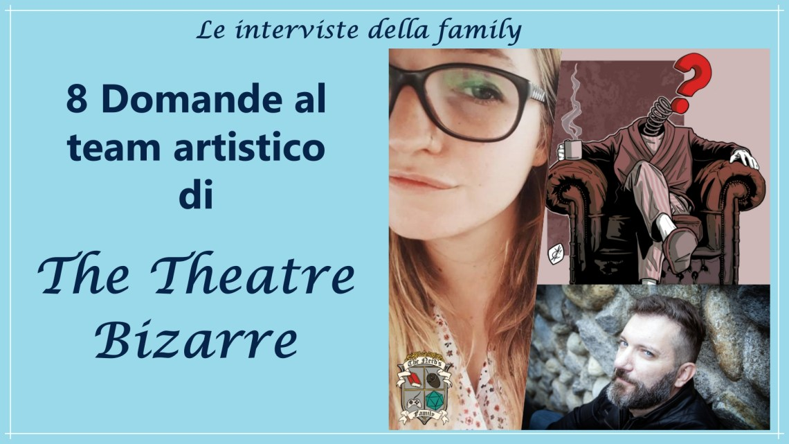The Theatre Bizarre: intervista al team creativo