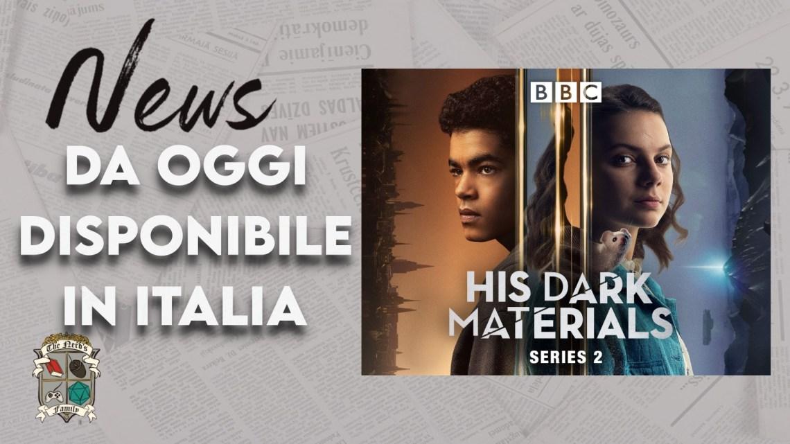 His Dark Materials – dal 21 dicembre disponibile la seconda stagione