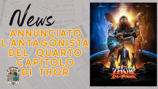 Thor: Love and Thunder – Christian Bale nei panni dell'antagonista
