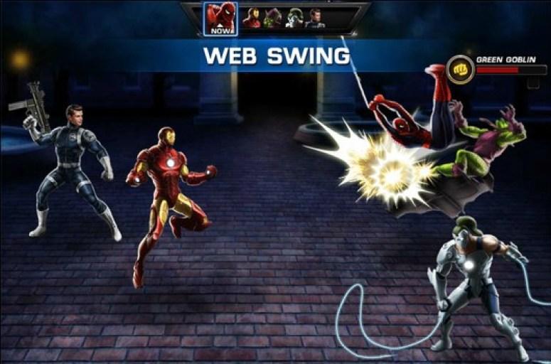 Marvel Avengers: Alliange
