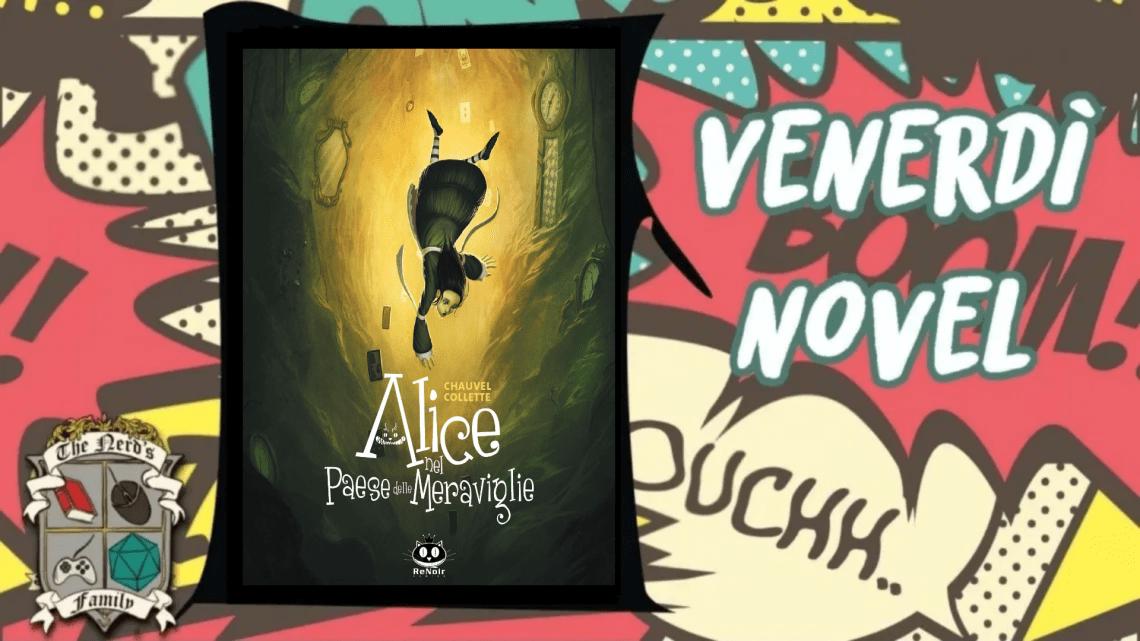 Alice nel paese delle meraviglie – l'edizione della ReNoir Comics