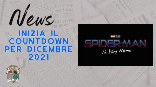Spider-Man: No Way Home – il teaser trailer annuncia il terzo capitolo
