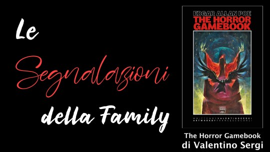 The Horror Gamebook di Valentino Sergi