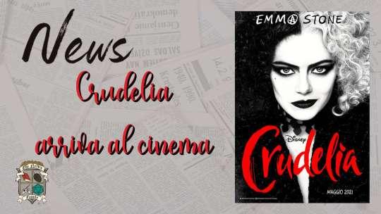 Crudelia con Emma Stone – Hello cruel world!