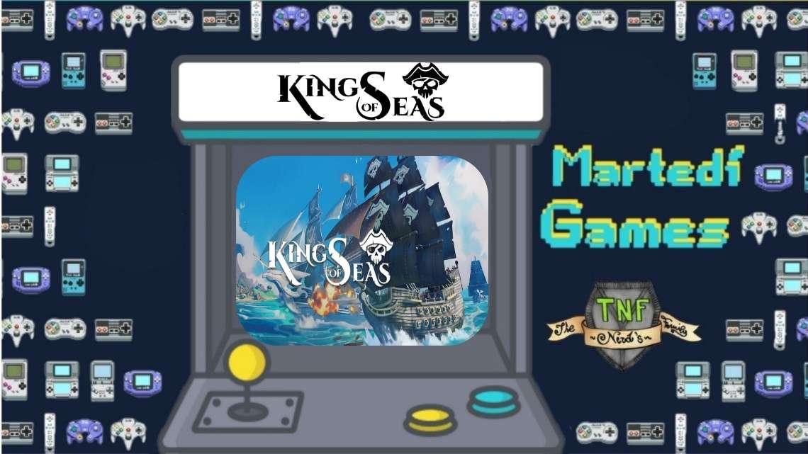King of Seas: un'avventura tra i mari.
