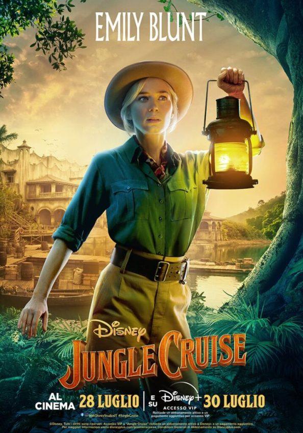 Jungle Cruise - Emily