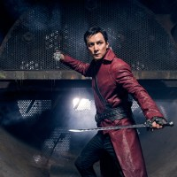 Daniel Wu Goes Into the Badlands