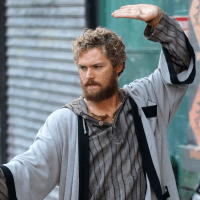 Finn Jones Whitesplains Iron Fist to Asian Woman Then Takes Twitter Timeout