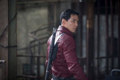 Daniel Wu as Sunny - Into the Badlands _ Season 1, Episode 2 - Photo Credit: James Dimmock/AMC