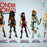 We Need #WonderWomanTAS