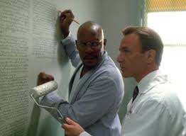"""""""What? A Black man can't write amazing science fiction on the walls without folk thinking he's crazy?"""""""