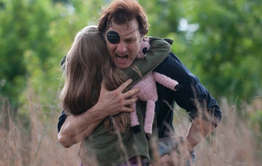 Someone should probably tell Fake Sophie that the Governor's LAST daughter ended up a chained-up Walker whose scalp was falling out.