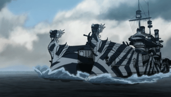 Varrick's ship, the Zhu Li