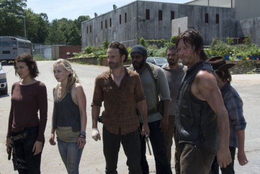 We care about these characters. We don't care about the Governor's army.