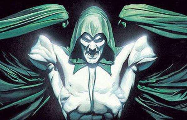 Easter eggs. All over the damn place. Last episode had Jim Corrigan. Emmet Scanlan was good in that role. Hoping the show gets enough of a life so that we can see The Spectre.