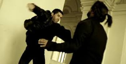 I love Scott Adkins. He is actually more compelling on screen than Jason Statham, both in personality and physicality. Check him and Jean Claude Van Damme in Assassination Games. It is surprisingly decent B film and Adkins shows tons of potential. But as a replacement for Bruce Lee? In French: Non. In Spanish: No. In English: No. In Arabic: La.