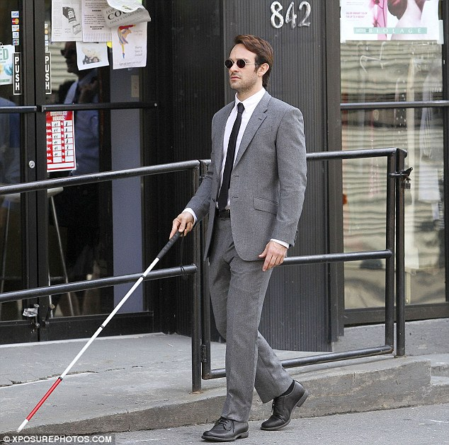 Charlie Cox as blind attorney Matt Murdock is exceptional. It was like he was ripped from the best of the comics and deposited on screen, fully formed and relatable. Cox plays him with a seething just-below-the-surface rage that is damn near terrifying. He also captures Murdock's playboy nature.