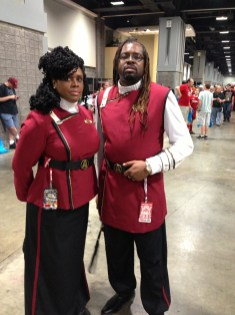 Starfleet Officers