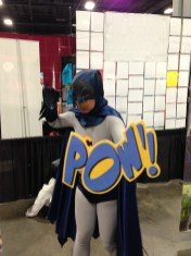 """Batman '66. And the """"POW!"""" was the icing on the cake!"""