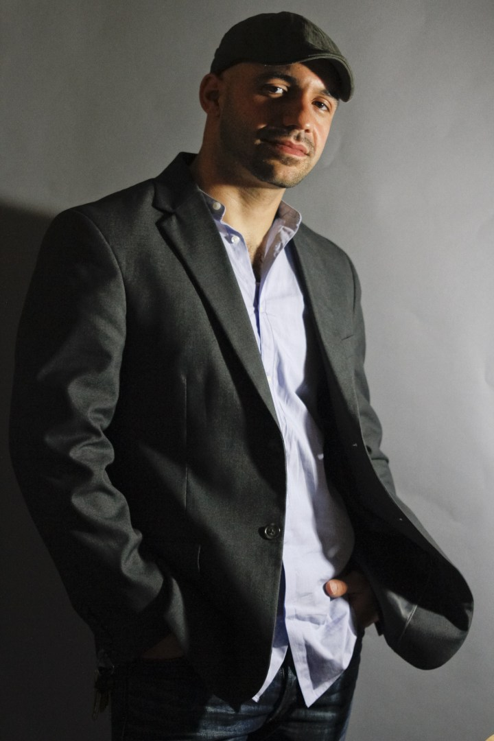 Daniel José Older is smart, passionate, funny, and one of our most necessary voices.