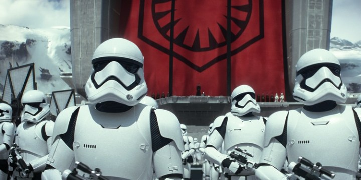 The First Order in Star Wars: The Force Awakens