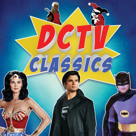 DC TV Classics: Subscribe on Apple Podcasts and Stictcher Radio